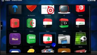 getlinkyoutube.com-LIVE ARABIC HD TV ADDON XBMC/Kodi