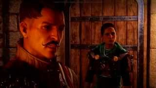 "getlinkyoutube.com-""You led me on"" Female Human/Dorian Romance - Dragon Age: Inquisition"