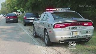 getlinkyoutube.com-Manhunt In Fox Lake After Police Officer Shot And Killed