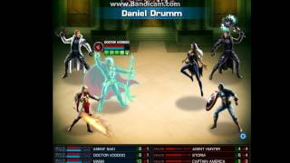 getlinkyoutube.com-Marvel Avengers Alliance: Doctor Voodoo & Magik