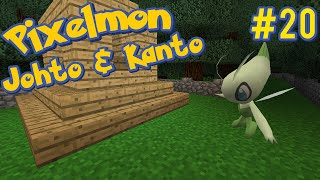 getlinkyoutube.com-Celebi! - Pixelmon Johto and Kanto Minecraft Map Ep. 20