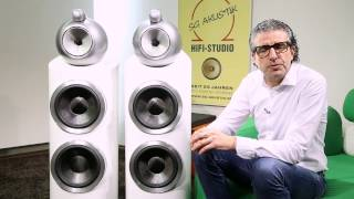 getlinkyoutube.com-Bowers & Wilkins B&W 800 D3 | SG Akustik HiFi Studio