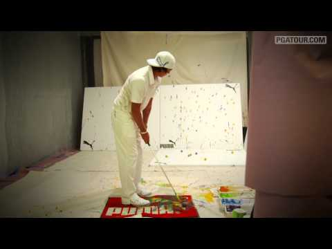 Rickie Fowler: Golf Meets Art