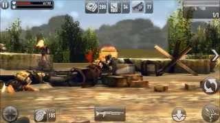 getlinkyoutube.com-Frontline Commando D-Day Android