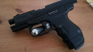 getlinkyoutube.com-Umarex Walther CP99 Blowback CO2 BB Gun
