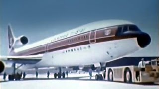 getlinkyoutube.com-Lockheed L-1011 TriStar Promo Film #2 - 1970
