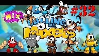 getlinkyoutube.com-Lego Mixels: Calling All Mixels - Rescue All Mixels Part 2 Gameplay Walkthrough #32