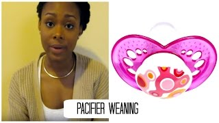How We Weaned Off Pacifier| My Tips