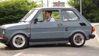 getlinkyoutube.com-Fiat 126p 86r