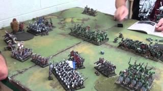 getlinkyoutube.com-Kings of War Orcs VS Kingdoms of Men