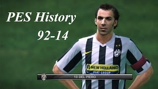getlinkyoutube.com-Pro Evolution Soccer History: 92-14 (Winning Eleven)