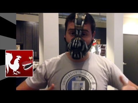 RT Life: Bane Mask Edition