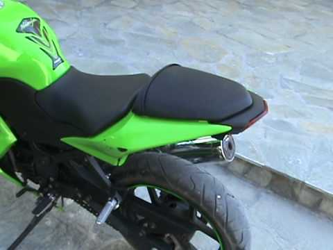 kawasaki ninja 250r 08 walkthrough Greece