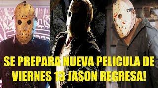 Se Prepara Nueva Pelicula de Jason no Sera Remake Toda la Info!