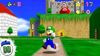getlinkyoutube.com-The History & Secrets Of Super Mario 64 (N64, 1996)
