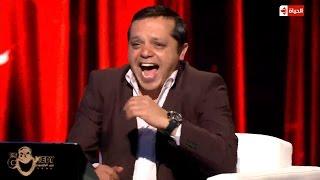 getlinkyoutube.com-The Comedy - أقوى إسكتش كوميدي جعل محمد هنيدي يطلق ضحكاته من قلبه بشكل هيستيري
