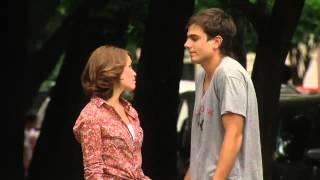 Solamente Vos - El primer beso de Daniela y Sebastián, el ex de Julieta