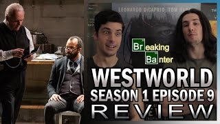 """getlinkyoutube.com-Westworld: Season 1 Episode 9 """"The Well Tempered Clavier"""" Review"""