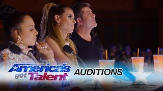 The Judges Are In A Bad Mood - America's Got Talent 2017