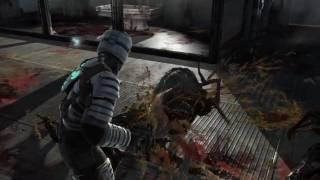 getlinkyoutube.com-Dead Space - Infector close ups