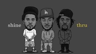 getlinkyoutube.com-Shine Thru - J Cole x Kendrick Lamar x Wale Type Beat (Prod. B Mac)