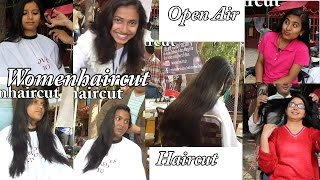 Open Air Dry Haircut Back to Back