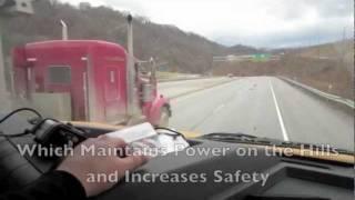 getlinkyoutube.com-Caterpillar CT660 - Walker - Medford Trucks