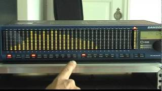 getlinkyoutube.com-Samson D-1500 Realtime Analyzer