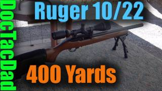 getlinkyoutube.com-.22 Long Rifle 400 YARDS!!!