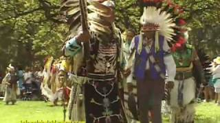 getlinkyoutube.com-NATIVE AMERICAN INDIANS, POW WOW (TRIBAL GATHERING) HONOLULU HAWAII