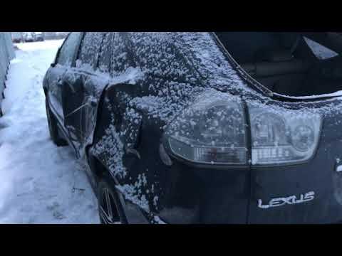 Запчасти Lexux RX 330 в наличии