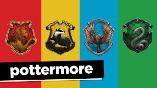 getlinkyoutube.com-POTTERMORE SORTING HAT & WAND CHOOSING