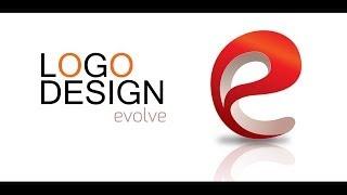 getlinkyoutube.com-Professional Logo Design - Adobe Illustrator cs6 (evolve)