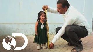 getlinkyoutube.com-A menor mulher do mundo - Meu Corpo, Meu Desafio l Discovery Channel