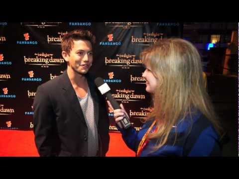 SDCC 2012 - Twilight Breaking Dawn Part 2 Interview - Jackson Rathbone, Peter Facinelli