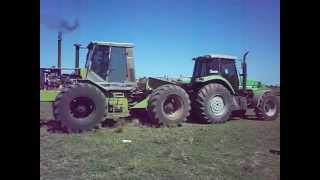 getlinkyoutube.com-Zanello 500 VS Agco Allis 6.175