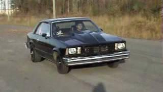 getlinkyoutube.com-79 Chevy Malibu burnout and driveby