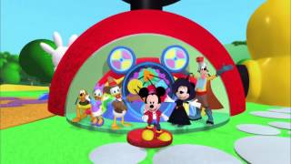 getlinkyoutube.com-Mickey Mouse Clubhouse - Halloween Hotdog Dance