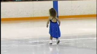 getlinkyoutube.com-Three yr old ice skating competition