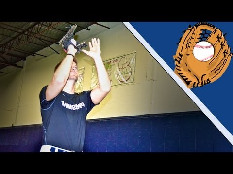How to Catch a Baseball - Basic Outfield Tips