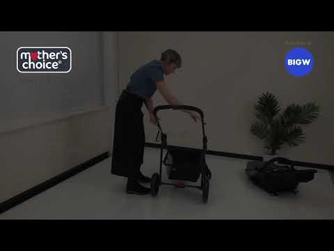 Mother's Choice Haven II Stroller