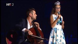 getlinkyoutube.com-Mia Negovetić & Stjepan Hauser  - All By Myself