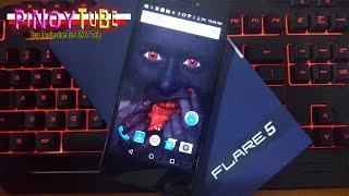 getlinkyoutube.com-Cherry Mobile Flare 5 Tagalog Unboxing & First Impression - Pinoytube