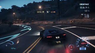 "Need for Speed 2015 - ""Lamborghini Aventador"" Drifting Gameplay + Handling Settings"