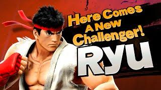 getlinkyoutube.com-【Smash Bros. for Nintendo 3DS / Wii U】 Here comes a new challenger! RYU.