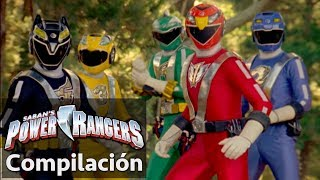 Power Rangers en Español | Lucha de RPM Rangers!