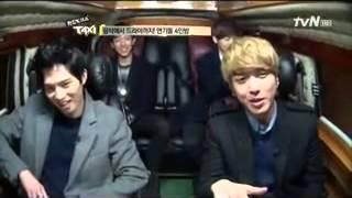 getlinkyoutube.com-##[EngSub] Jung Yong Hwa at taxi  talking about Park Shin Hye