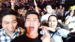 getlinkyoutube.com-BIGBANG : MADE CONCERT MELBOURNE 2015 - THE FAN EXPERIENCE