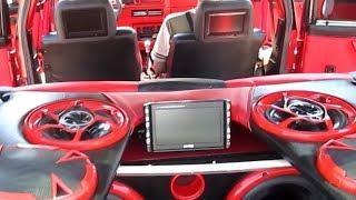 getlinkyoutube.com-Pro Tuning VW Golf 2  ||  Tuning Styling