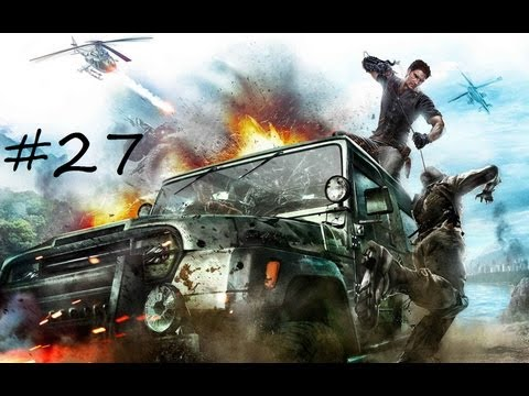 Just Cause 2 Walkthrough -    2 27 -  